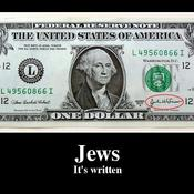 One us dollar note 0127 22jews
